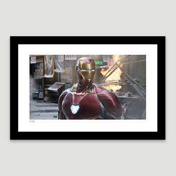 Iron Man NYC Art Print