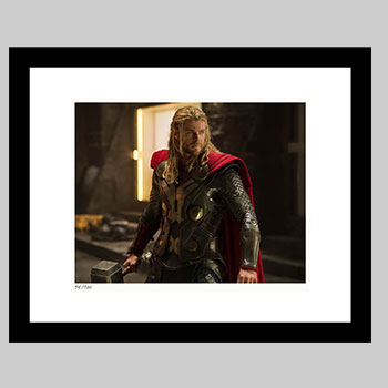 Thor: The Dark World Art Print
