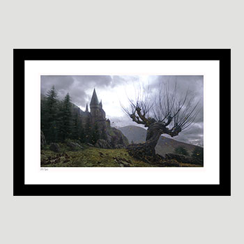 The Whomping Willow 2 Art Print