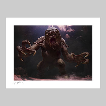 The Rancor™ Art Print