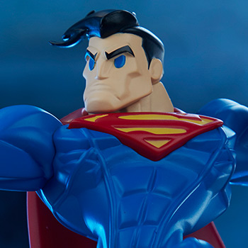 Superman Designer Collectible Toy