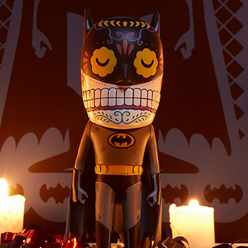 Batman Calavera Designer Collectible Toy