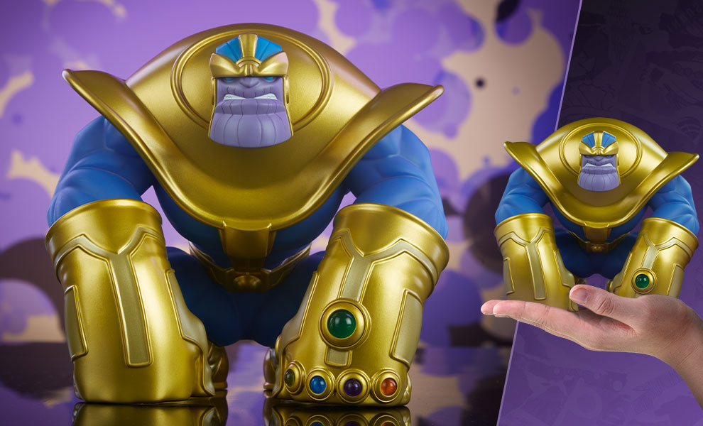 The Mad Titan Designer Collectible Toy