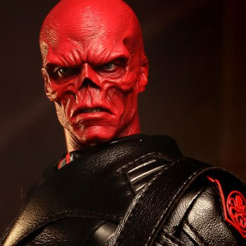 Red Skull Sixth Scale Figure