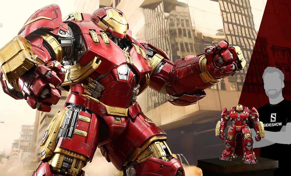 Marvel Hulkbuster Sixth Scale Figure By Hot Toys Sideshow Collectibles