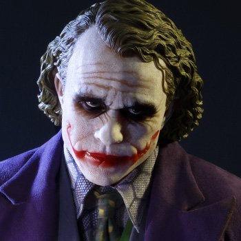 The Joker Polystone Statue