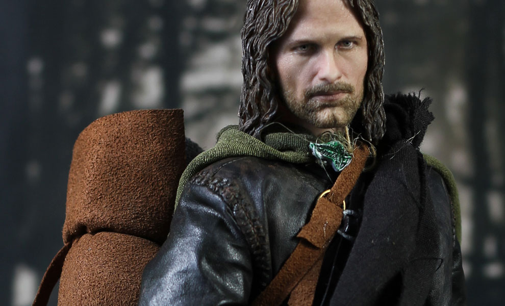 The Lord Of The Rings Aragorn Sixth Scale Figure By Asmus