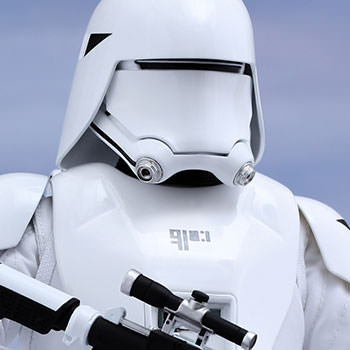First Order Snowtrooper Sixth Scale Figure