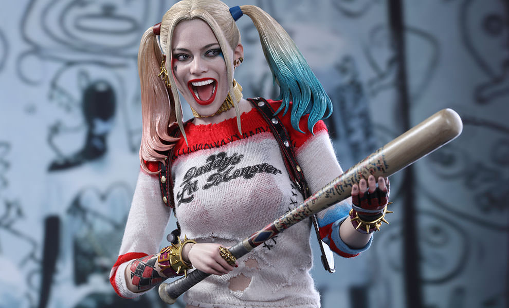 119364edcef2 DC Comics Harley Quinn Sixth Scale Figure by Hot Toys