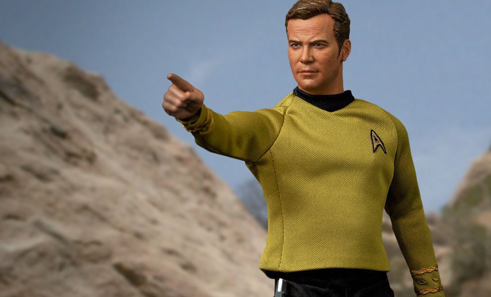 Captain Kirk Sixth Scale Figure