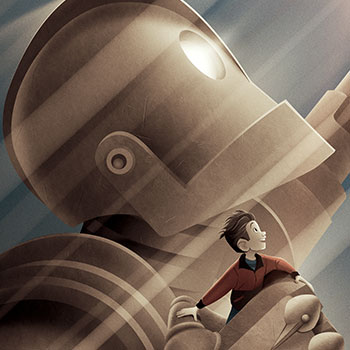 The Art of the Iron Giant Book