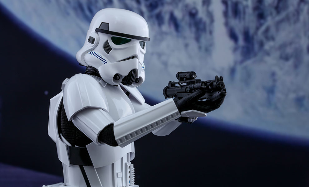 Star Wars Stormtrooper Sixth Scale Figure by Hot Toys  049f44ae3f