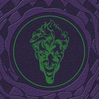 Joker Hardcover Ruled Journal Book