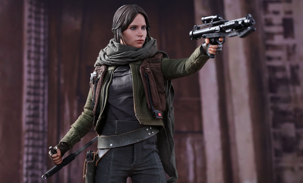 Star Wars Jyn Erso Sixth Scale Figure By Hot Toys Sideshow Collectibles