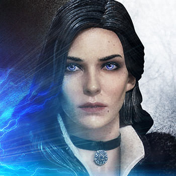 Yennefer of Vengerberg Statue
