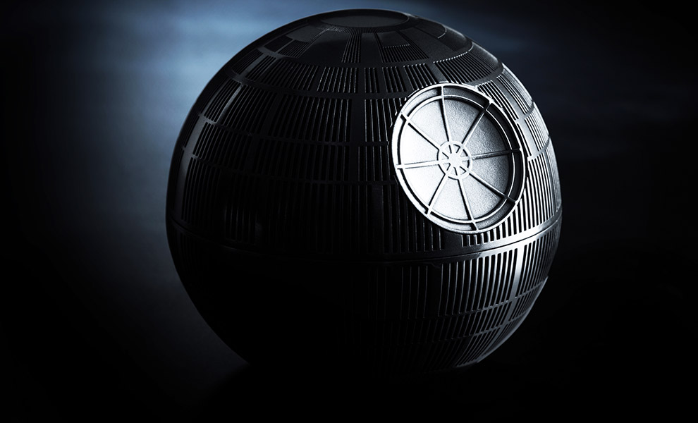 Death Star Trinket Box Pewter Collectible