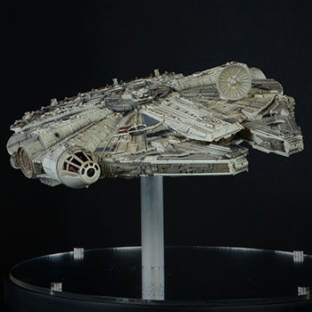 Millennium Falcon Scaled Replica