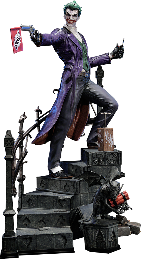 The JokerStatue