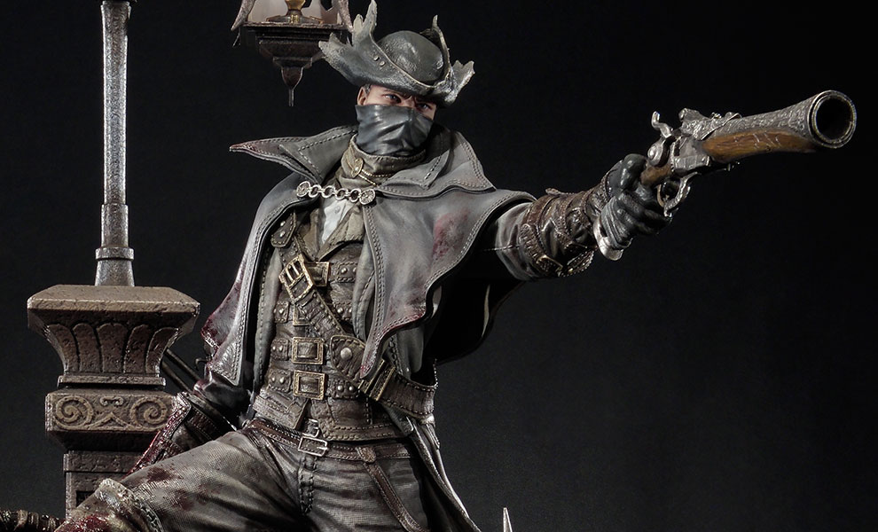Bloodborne: The Old Hunters The Hunter Statue by Prime 1 Stu