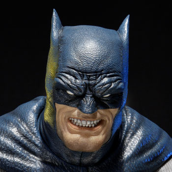 Batman Blue Version Bust
