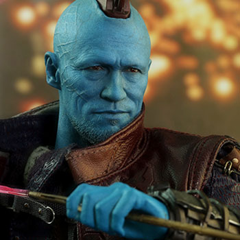 Yondu Deluxe Version Sixth Scale Figure