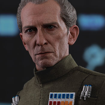 Grand Moff Tarkin Sixth Scale Figure