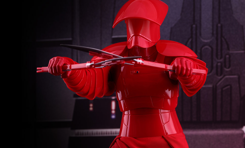 Praetorian Guard with Double Blade Sixth Scale Figure