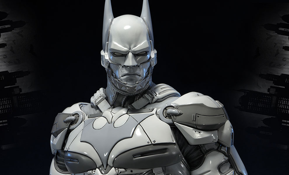 Batman Beyond - White Version Statue