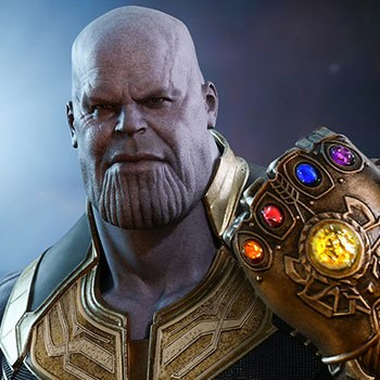 Thanos Sixth Scale Figure