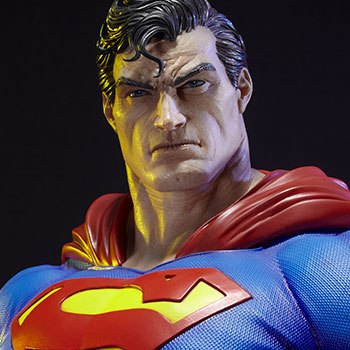 Superman Sculpt Cape Edition Statue