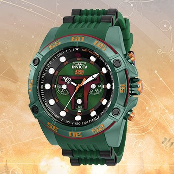 Boba Fett Watch - Model 26543 Jewelry