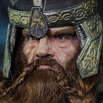 Gimli Sixth Scale Figure