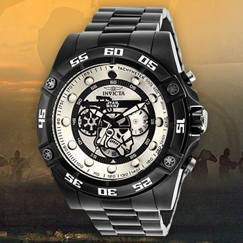 Stormtrooper Watch - Model 26515 Jewelry