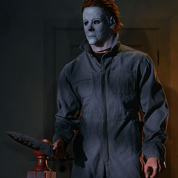 Michael Myers Statue