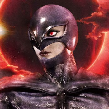 Femto The Falcon of Darkness Statue