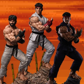 Ryu Evolution Collectible Set