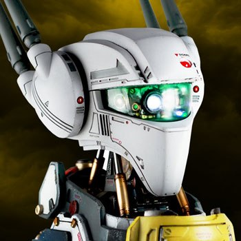 Valkyrie VF-1S Mechanical Bust Statue