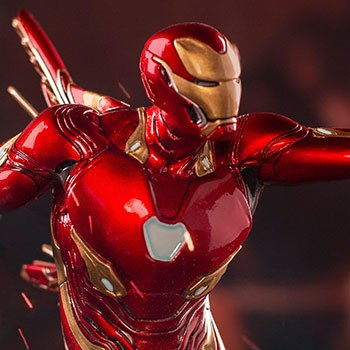 Iron Man Mark L Statue