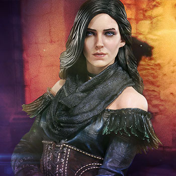 Yennefer of Vengerberg Alternative Outfit (Deluxe Version) Statue