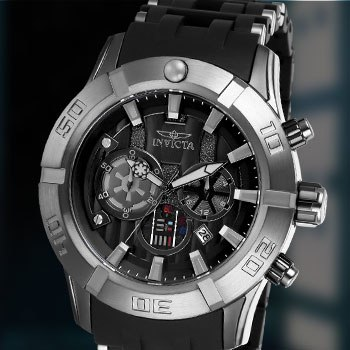 Darth Vader Mens Watch - Model 26548 Jewelry