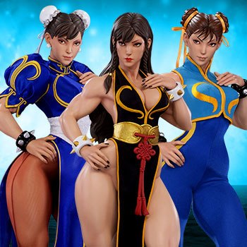Chun-Li Legacy Collectible Set