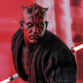Darth Maul Special Edition Sixth Scale Figure