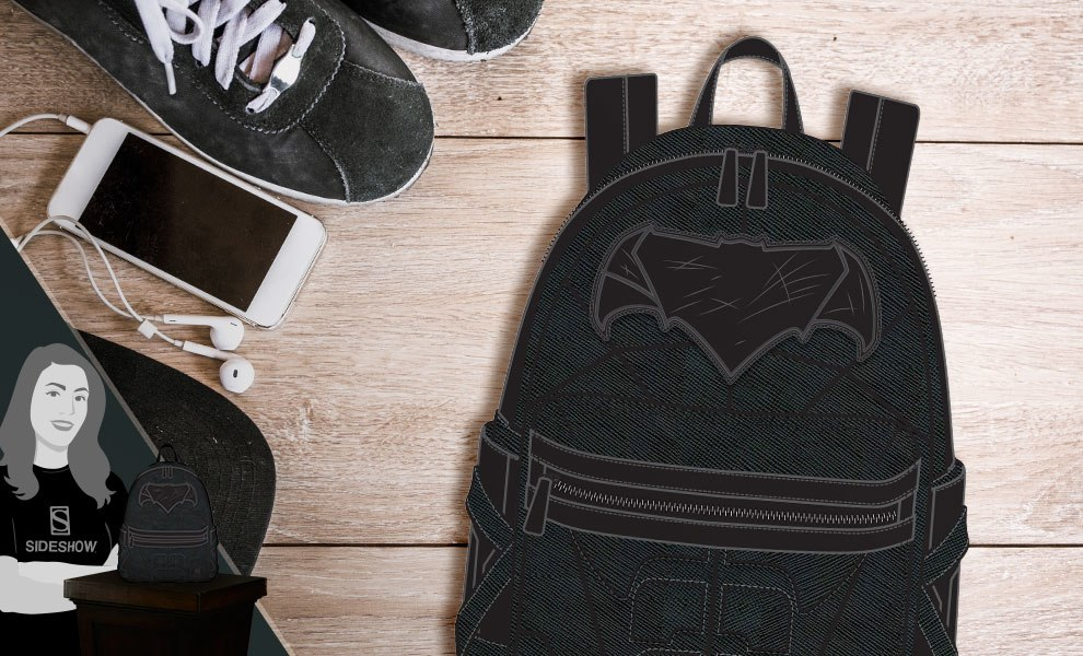 Batman Mini Backpack Apparel