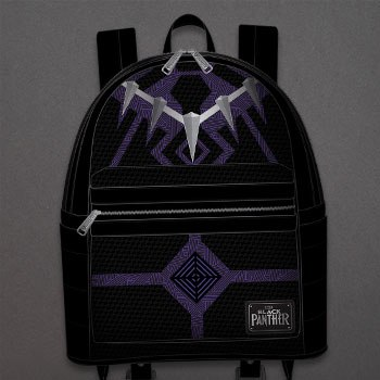 Black Panther Mini Backpack Apparel