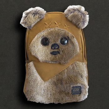 Ewok Backpack Apparel
