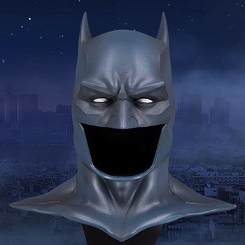 Rebirth Batman Cowl Statue
