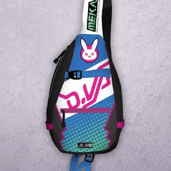 DVa Sling Backpack Apparel
