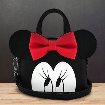 Minnie Eyes Micro Dome Crossbody Bag Apparel