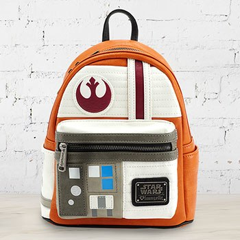 Star Wars Rebel Cosplay Mini Backpack Apparel