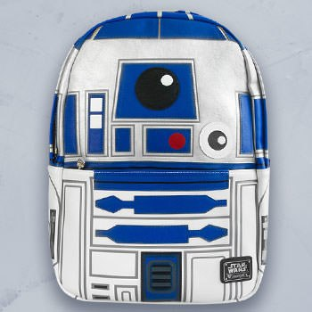 R2-D2 Backpack Apparel